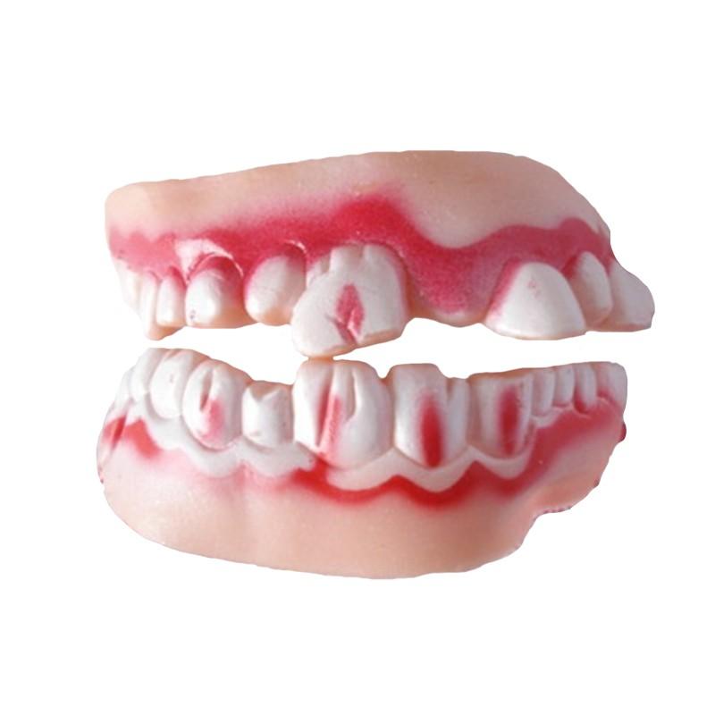 Dentadura Múmia - Halloween