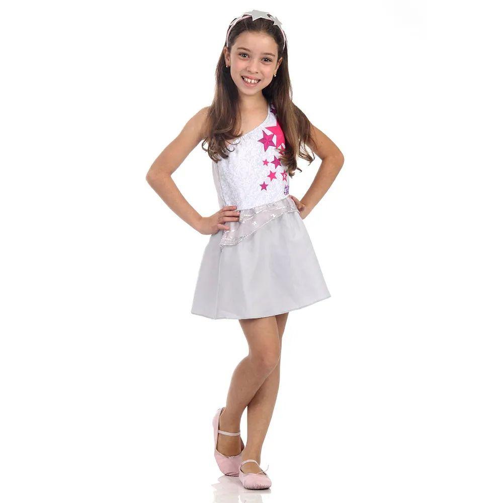 Fantasia Barbie Aventura nas Estrelas
