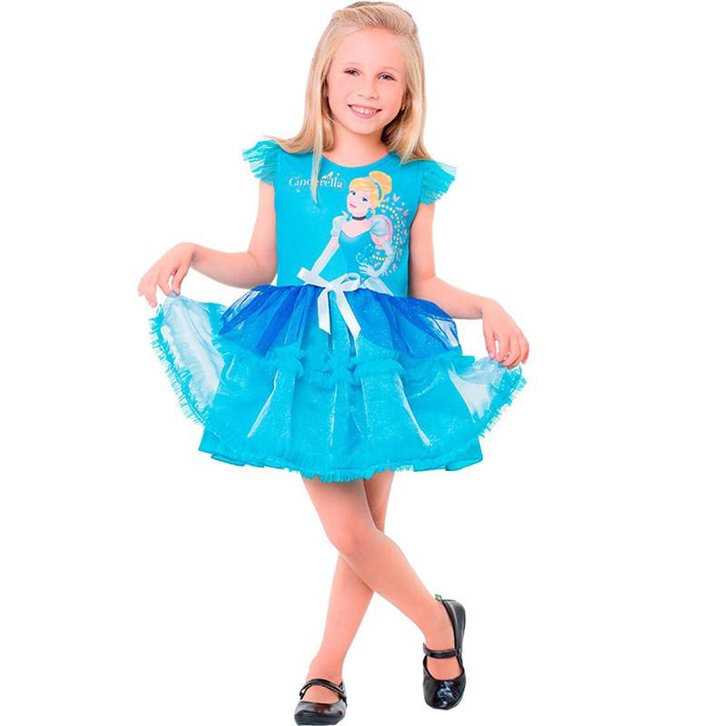 Fantasia Cinderela Pop - Infantil