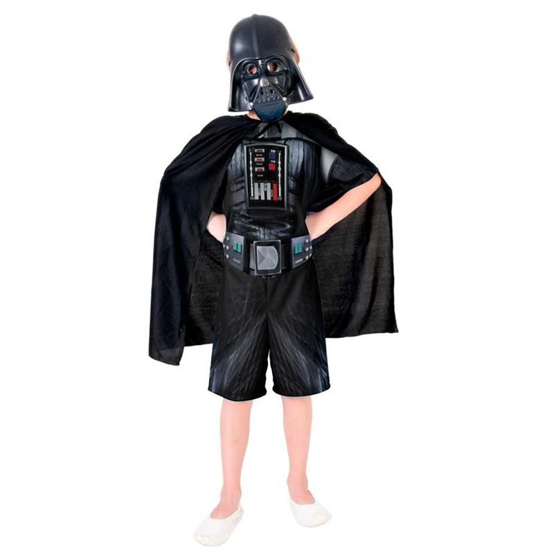 Fantasia Darth Vader - Curta - Infantil