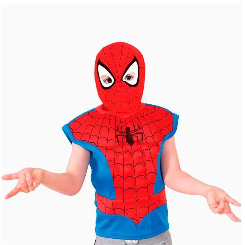 Fantasia Homem Aranha - Infantil - Dress Up