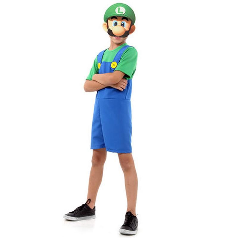Fantasia Luigi - Super Pop - Infantil