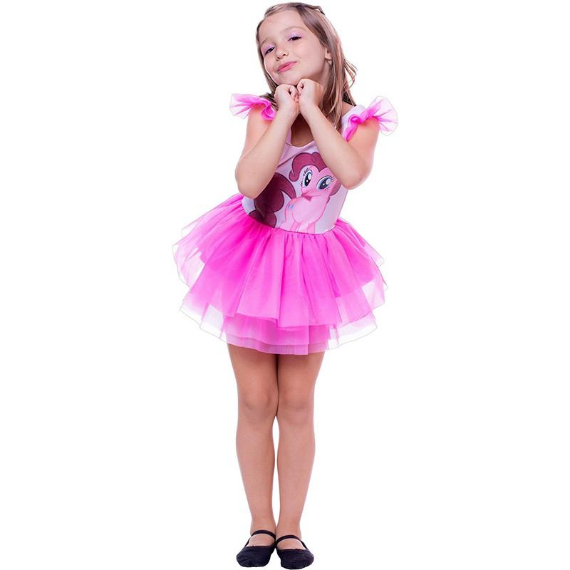 Fantasia Pinkie Pie - Pop - Infantil