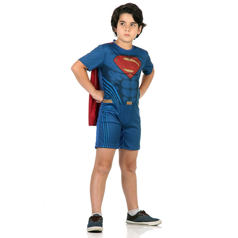 Fantasia Super Homem Batman vs Superman - Pop - Infantil