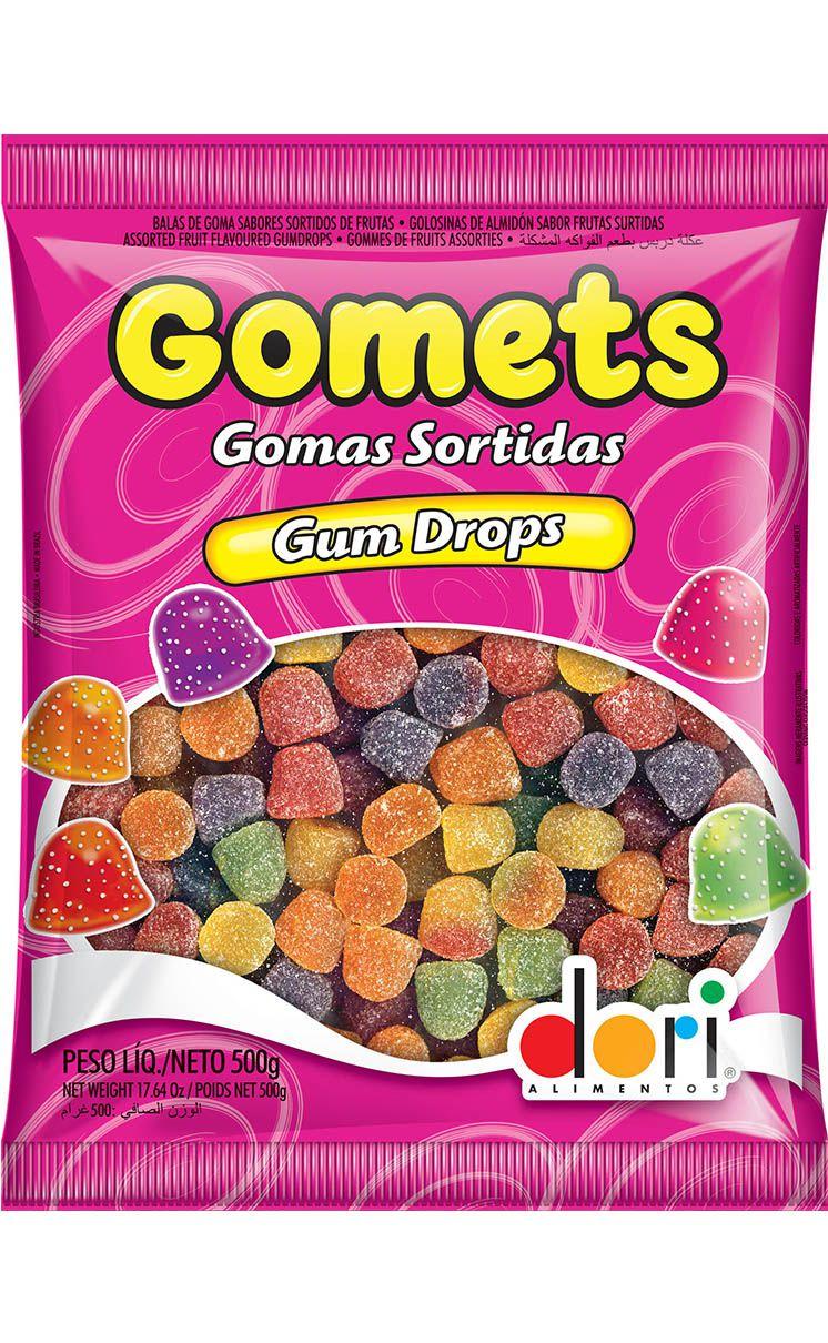Gomets Gum Drops Sinos Sortidos