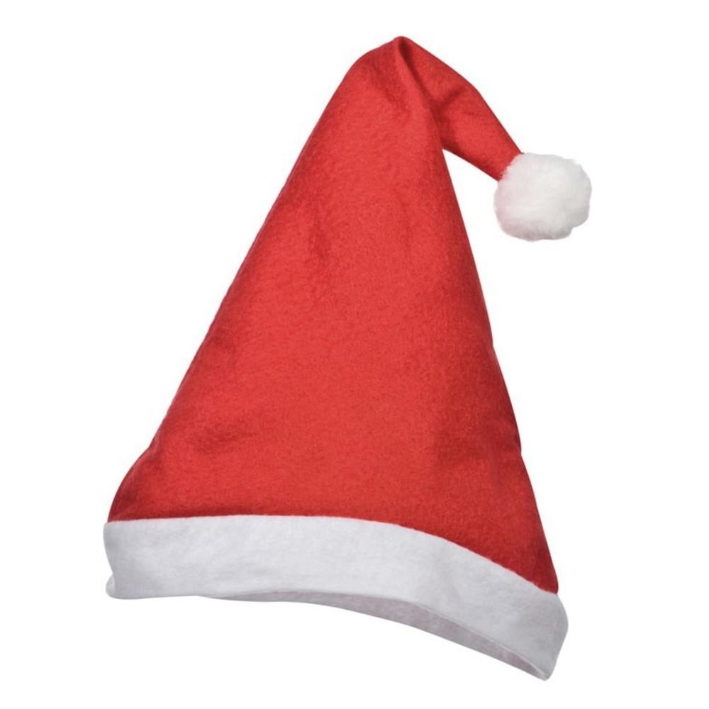 Gorro de Natal em Cetim