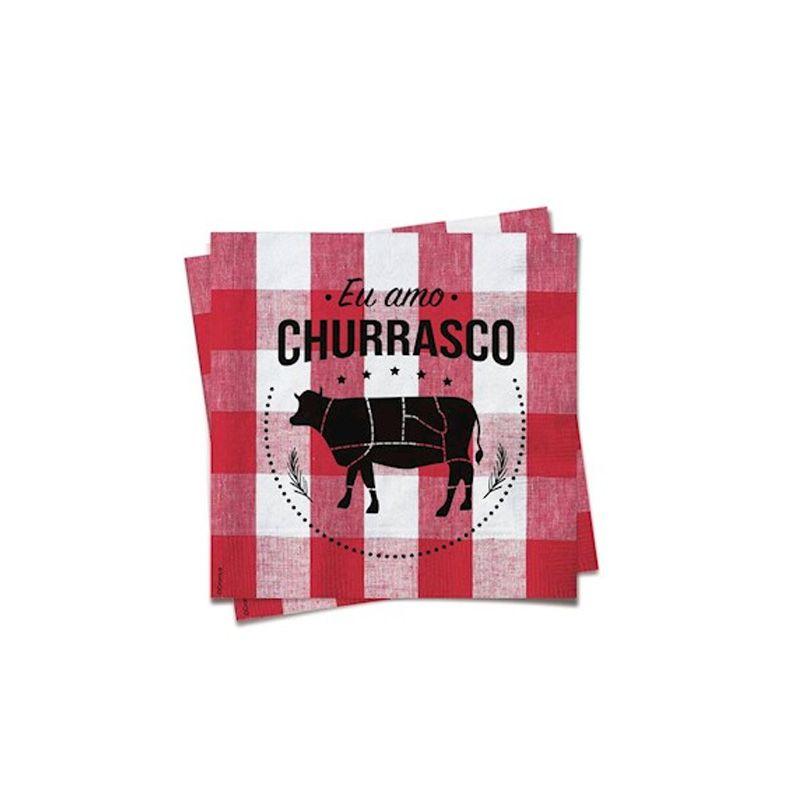 Guardanapo - Festa Churrasco