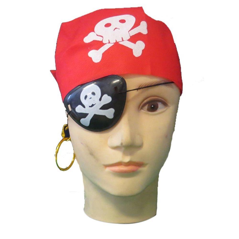 Kit Pirata c/ 03 pçs