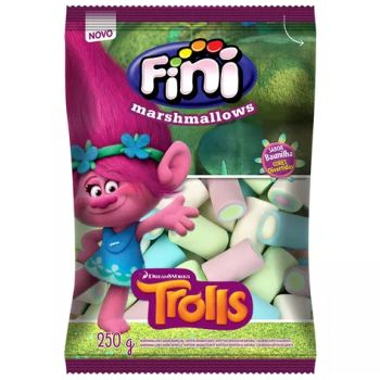 Marshmallows Fini Trolls 250g