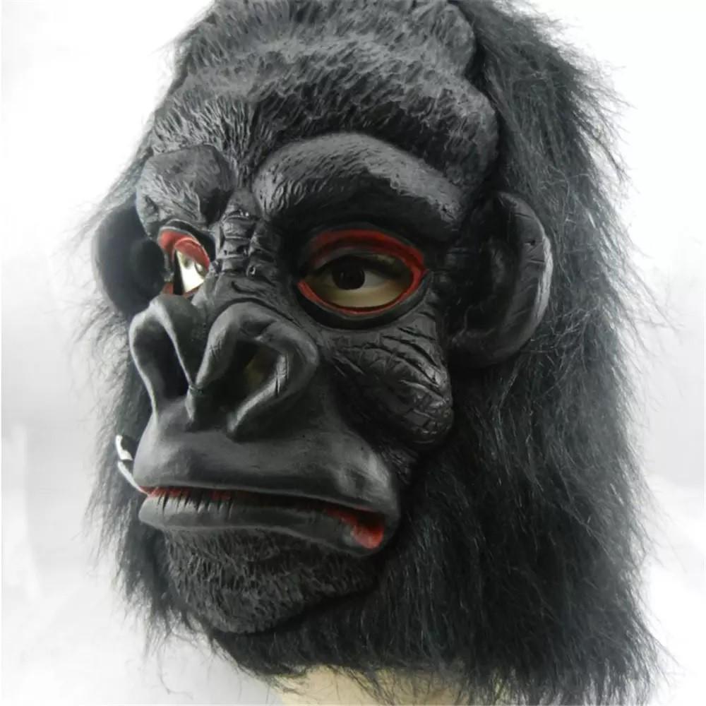 Mascara Gorila Halloween