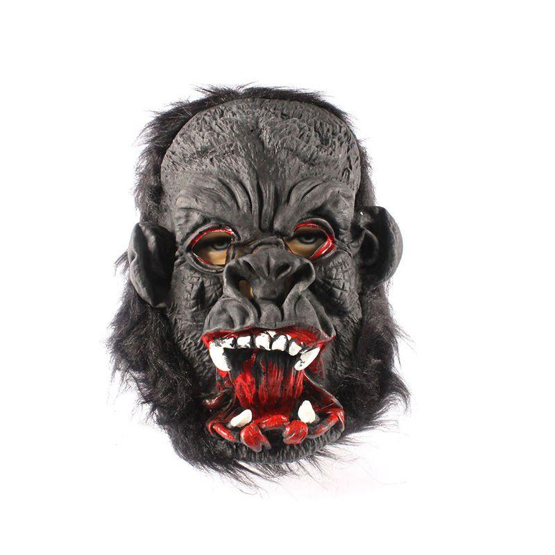 Mascara de Gorila - Acessório para fantasia