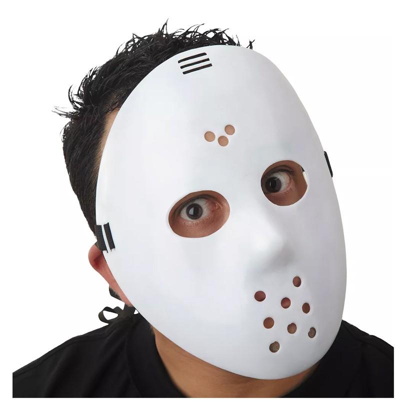 Máscara Jason Branca
