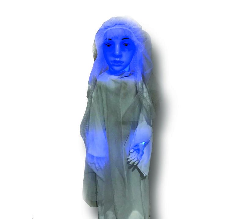 Boneco Noiva  Assassina Halloween