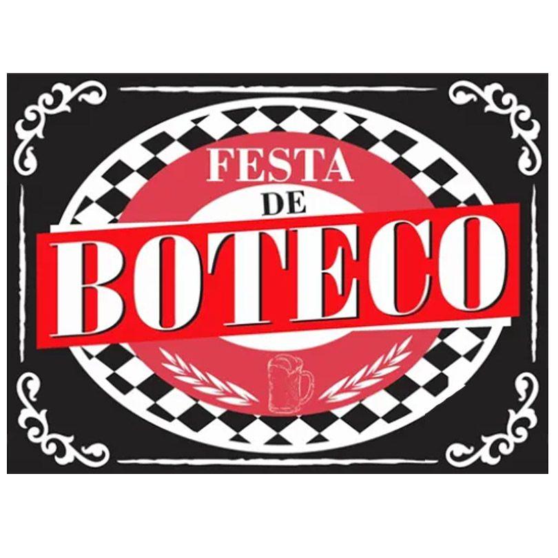 Painel Festa de Boteco TNT