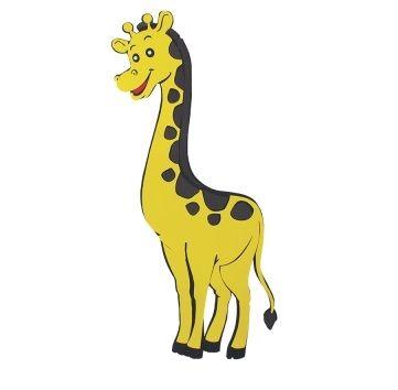 Painel Girafa  E.V.A