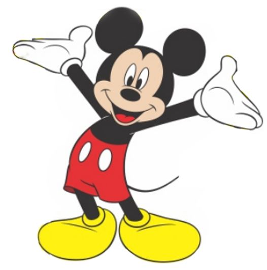 Painel Mickey E.V.A Grande