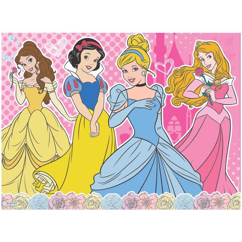 Painel Princesas TNT