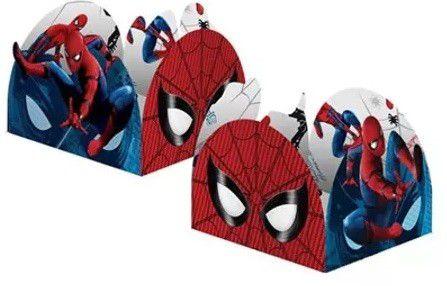 Porta forminha homem aranha - Homecoming