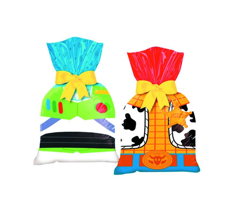 Sacola surpresa Toy Story - 08 unidades