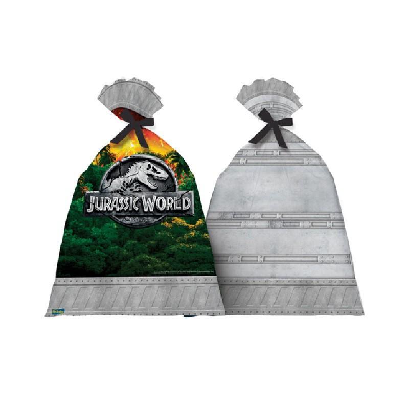 Sacola Surpresa Jurassic World  2 - 8 unidades