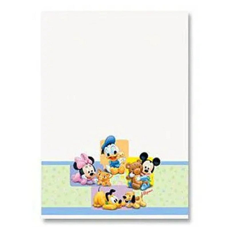 Toalha de Mesa Baby Disney