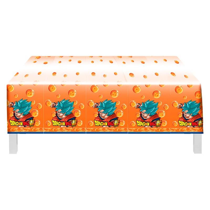 Toalha de Mesa Plástica Dragon Ball