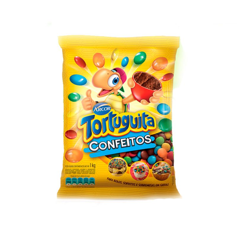 Tortuguita Confeitos 1 kg