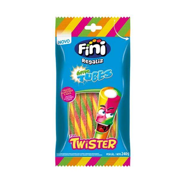 Tubes Twister Azedinho - 240g