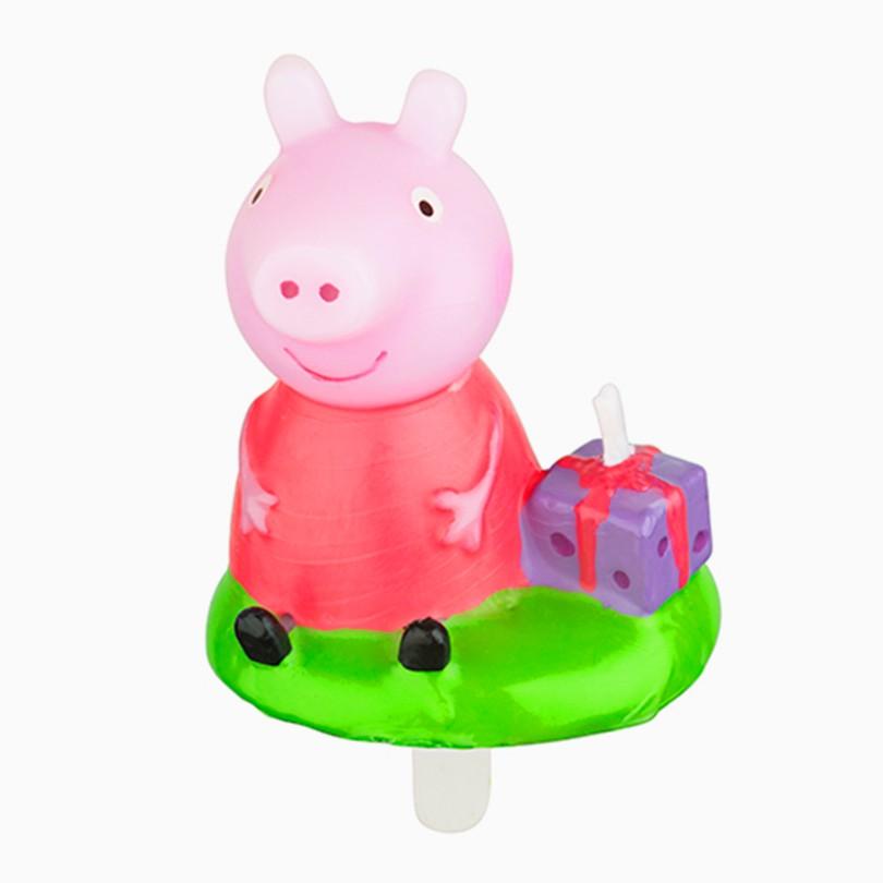 Vela 3D Peppa Pig