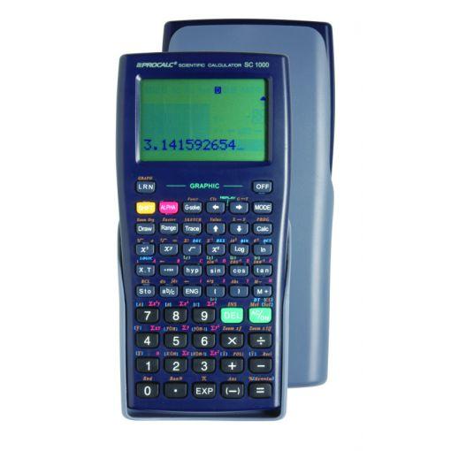 Calculadora Cientifica Gráfica 360 funções - SC1000