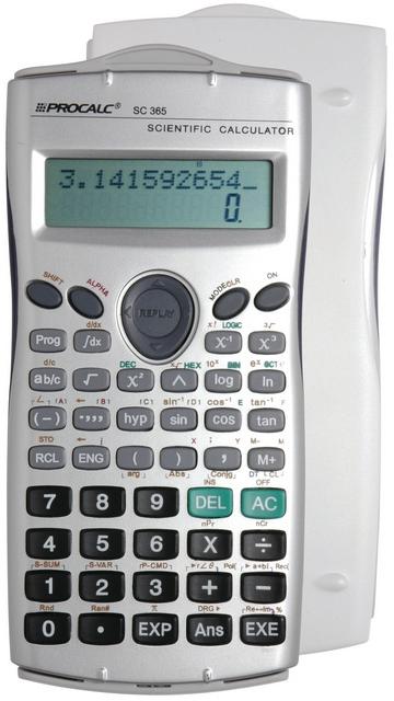 Calculadora Cientifica 279 funções - SC365