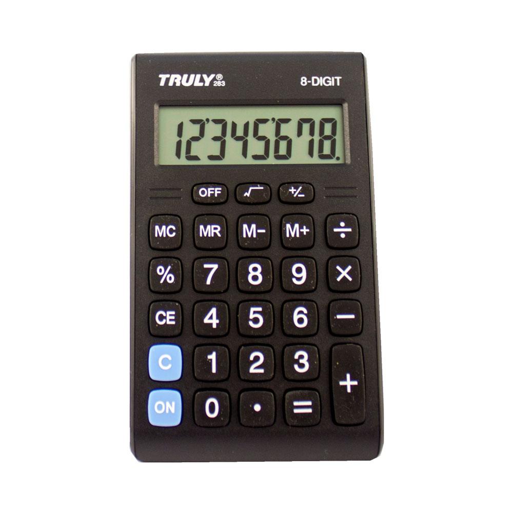 Calculadora Pessoal 8 Dígitos  - 283