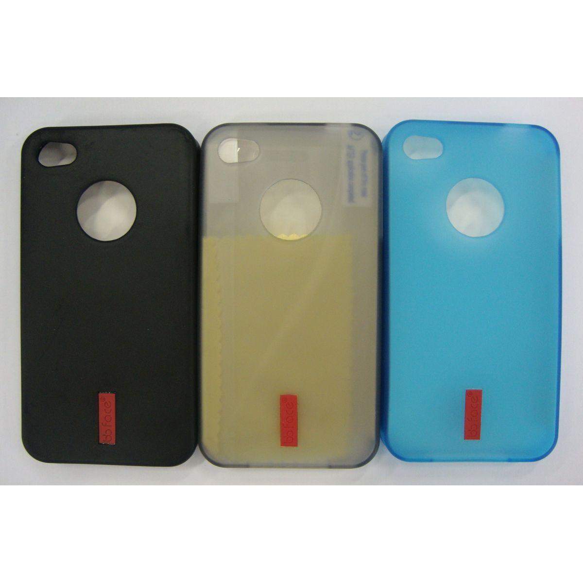 3 Capas iPhone 4 / 4s + Película Protetora