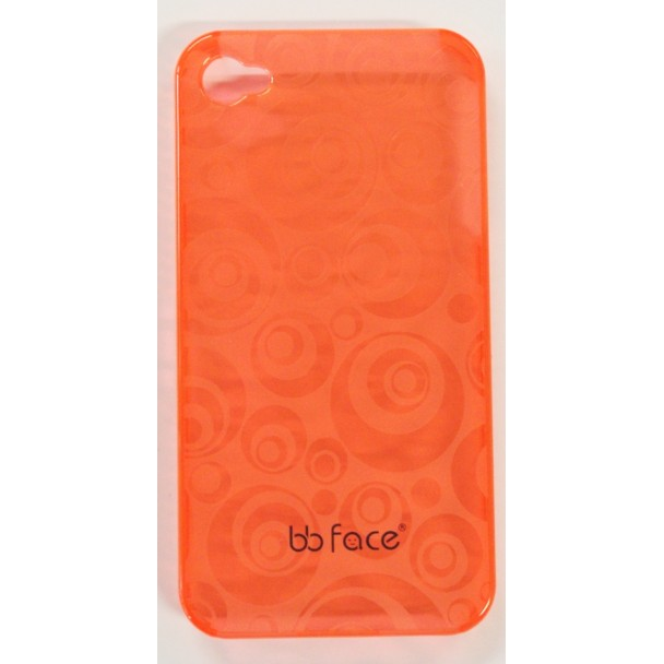PACK Compre 7 Capas Pague 3 - Capa iphone 4 / 4S Orange
