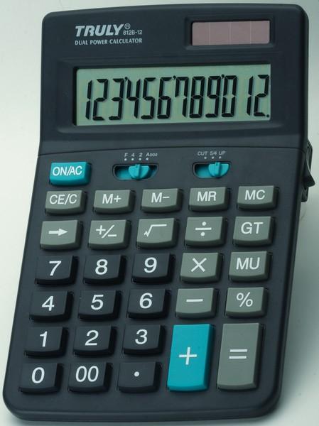 Calculadora de Mesa 12 Dígitos - 812B -12