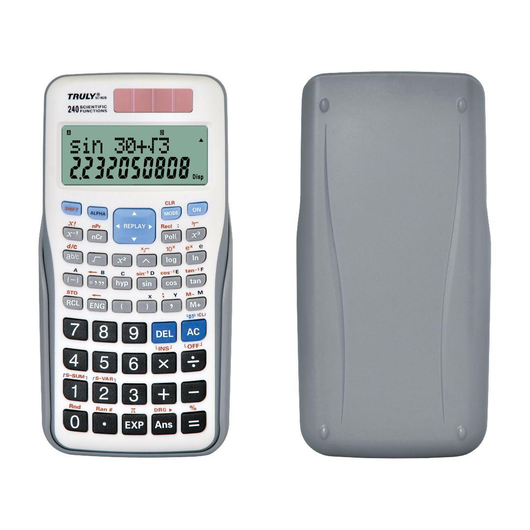 Calculadora Científica 240 Funções - SC182B