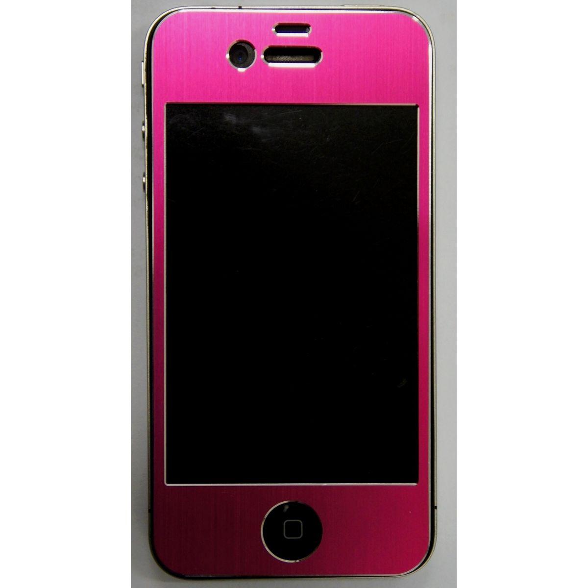 PACK Compre 7 Capas Pague 3 - Capa iphone 4 / 4S Skin Rosa