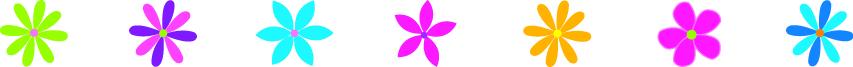 Fita Decorativa -  Deco Rush -  Flores 2 - PLUS JAPAN