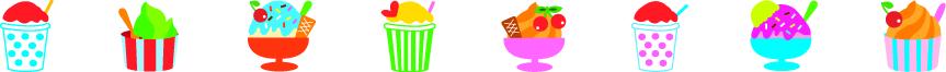 Refil - Fita Decorativa - Deco Rush - Ice Cream - PLUS