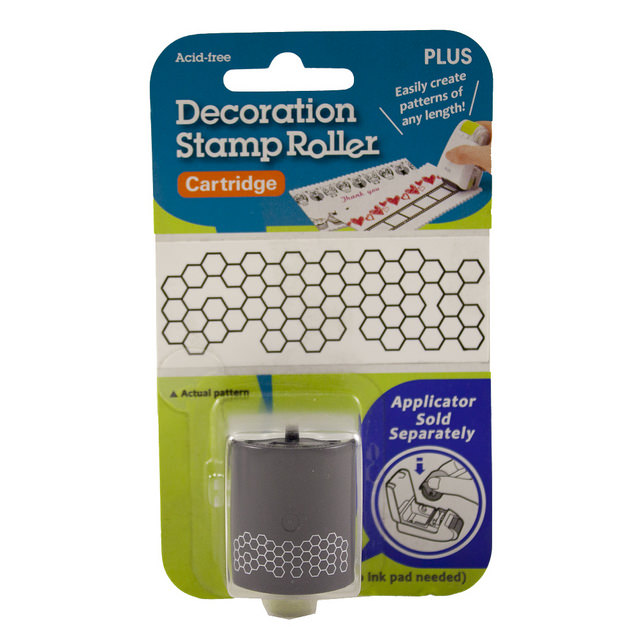 Carimbo Decorativo / Deco Roller - Honeycomb