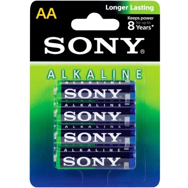 Pilha Alcalina AA –  caixa com 12 blister (48 pilhas)