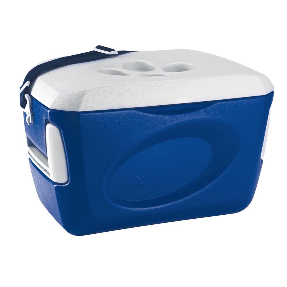 Caixa térmica alça alta 24 l Azul Invicta