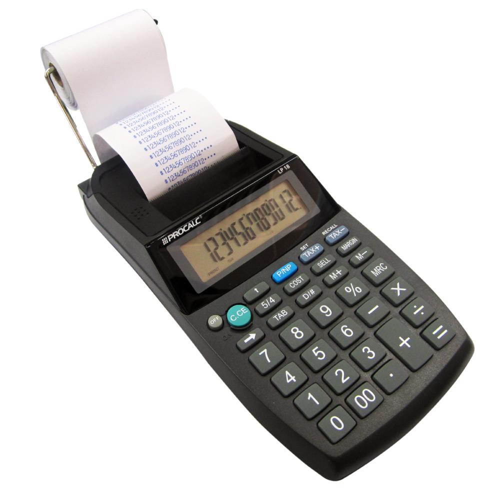 Calculadora de Impressão LP18