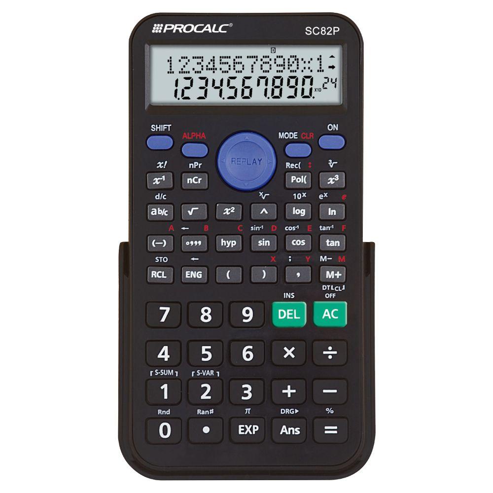 Calculadora Científica SC82P