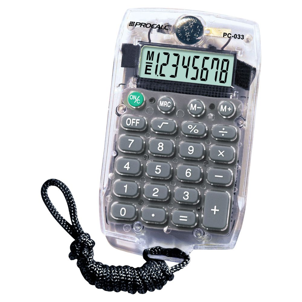 Calculadora de Bolso PC033