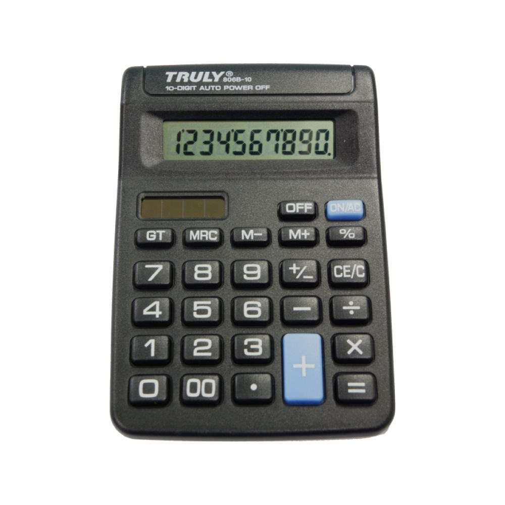 Calculadora de Mesa  806B-10 Truly