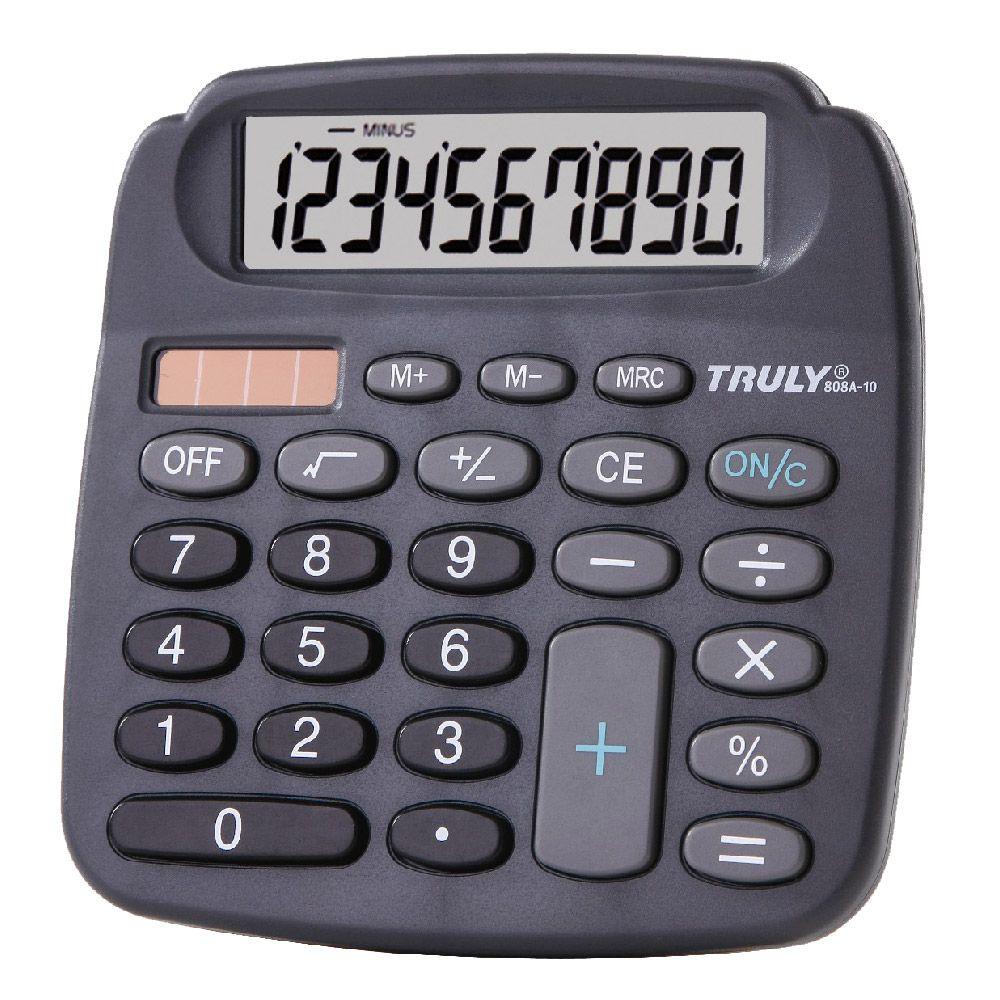 Calculadora de Mesa 10 Dígitos - 808A-10 Truly