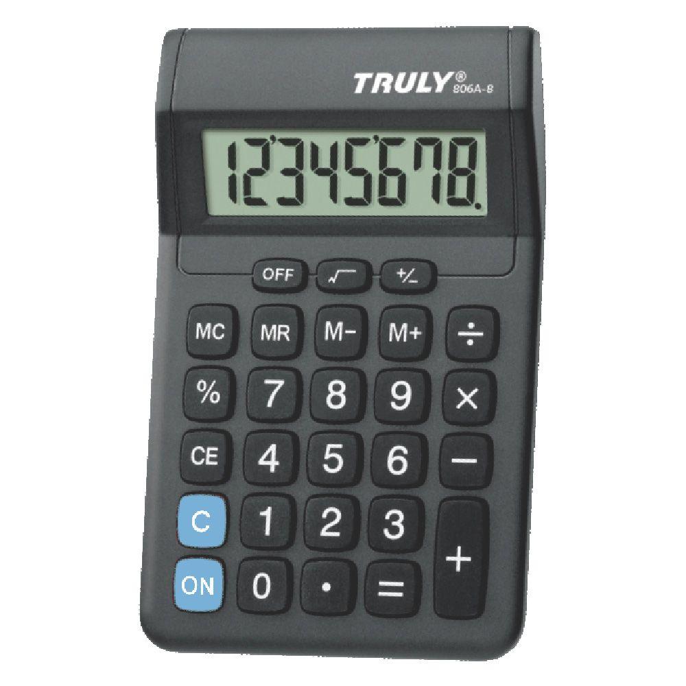 Calculadora de Mesa 806A-8 Truly