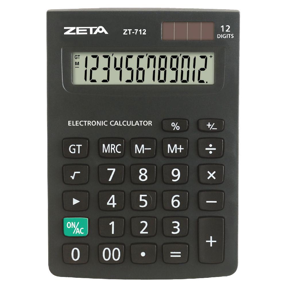 Calculadora de Mesa ZT 712