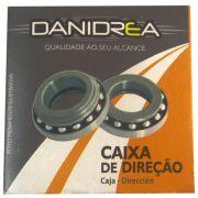Caixa Direção Conica DT 200 / TDM 225 / XT 225 SUP Esferas + INF Cônica (danidrea)